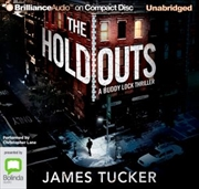 Holdouts : Buddy Lock Thrillers Book 2 | Audio Book