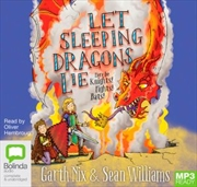 Let Sleeping Dragons Lie | Audio Book