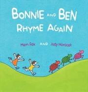 Bonnie and Ben Rhyme Again | Hardback Book
