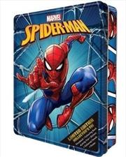 Marvel Spider-Man: Collector's Tin | Hardback Book