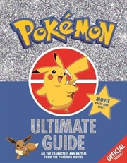 Official Pokemon Ultimate Guide | Hardback Book