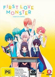 First Love Monster | Series Collection
