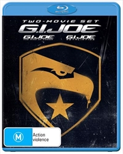 G.I. Joe - The Rise of Cobra / G.I. Joe - Retaliation | Blu-ray