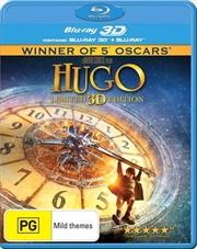 Hugo | 3D + 2D Blu-ray