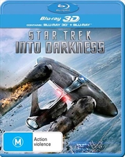 Star Trek - Into Darkness | 3D + 2D Blu-ray