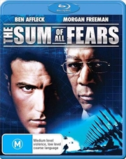 Sum Of All Fears, The | Blu-ray