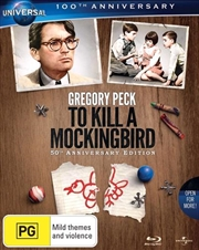 To Kill A Mockingbird - 50th Anniversary Edition