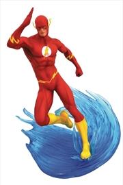 Flash - Comic DC Gallery PVC Diorama
