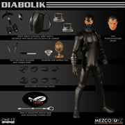 Diabolik - One:12 Collective Action Figure