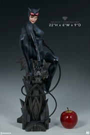 Batman - Catwoman Premium Format 1:4 Scale Statue | Merchandise
