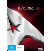 Star Trek The Original Series - Season 3 | DVD