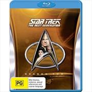 Star Trek Next Generation  Boxset - Season 2 | Blu-ray