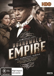 Boardwalk Empire | Series Collection | DVD