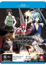 Testament Of Sister New Devil - Season 1-2, The