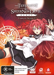 Testament Of Sister New Devil Burst - Season 2, The