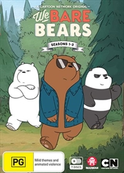 We Bare Bears - Season 1-3 | Boxset