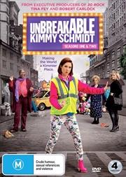 Unbreakable Kimmy Schmidt - Season 1-2 | Boxset