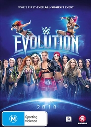 WWE - Evolution | DVD