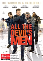 All The Devil's Men | DVD