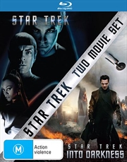 Star Trek XI / Star Trek - Into Darkness | Blu-ray