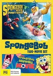 Spongebob Movie - Sponge Out Of Water / Spongebob Squarepants - The Movie, The   DVD