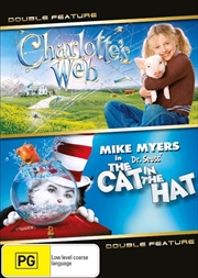 Charlotte's Web / The Cat In The Hat | Double Pack