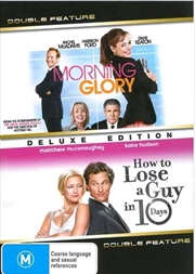 Morning Glory / How To Lose A Guy In 10 Days - Deluxe Edition | DVD