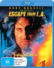 Escape From L.A. | Blu-ray