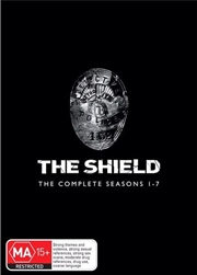 Shield, The | Complete Series | DVD