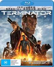 Terminator - Genisys Special Bonus Disc | Blu-ray