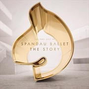 Spandau Ballet: The Story - Very Best Of | CD