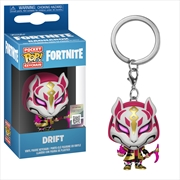 Fortnite - Drift Pop! Keychain | Pop Vinyl