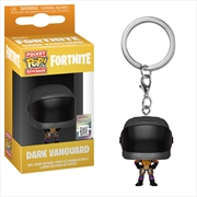Fortnite - Dark Vanguard Pop! Keychain | Pop Vinyl