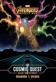 Marvel: Avengers Infinity War: Cosmic Quest Vol 2 | Paperback Book