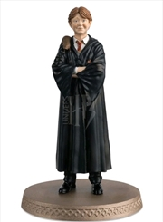 Harry Potter - Ron Weasley 1:16 Figure & Magazine
