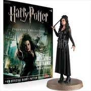 Harry Potter - Bellatrix LeStrange 1:16 Figure & Magazine | Merchandise
