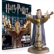 Harry Potter - Dumbledore 1:16 Figure & Magazine | Merchandise