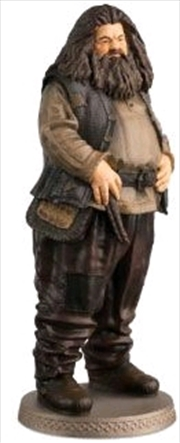 Harry Potter - Hagrid 1:16 Figure & Magazine