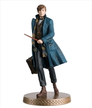 Fantastic Beasts 2 The Crimes of Grindelwald - Newt Scamander 1:16 Figure & Magazine | Merchandise