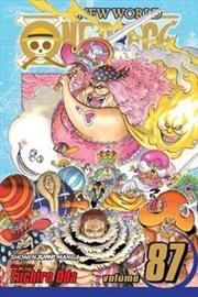 One Piece: Vol 87 | Paperback Book