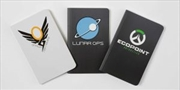 Overwatch - Pocket Notebook Collection (Set of 3) | Paperback Book