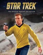 Star Trek: The Official Poster | Paperback Book