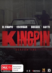 Kingpin - Season 1 | DVD