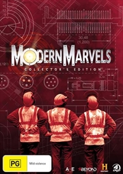 Modern Marvels - Collector's Edition | DVD