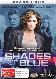 Shades Of Blue - Season 1 | DVD