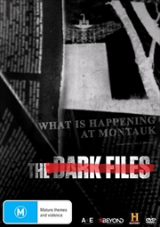 Dark Files, The | DVD