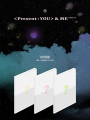 Vol 3 Repackage Album - Present You And Me Edition | CD