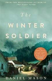 Winter Soldier   Paperback Book