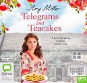 Telegrams And Teacakes   Audio Book
