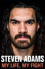 Steven Adams: My Life, My Fight | Paperback Book